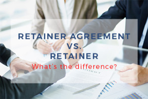 what is a retainer agreement